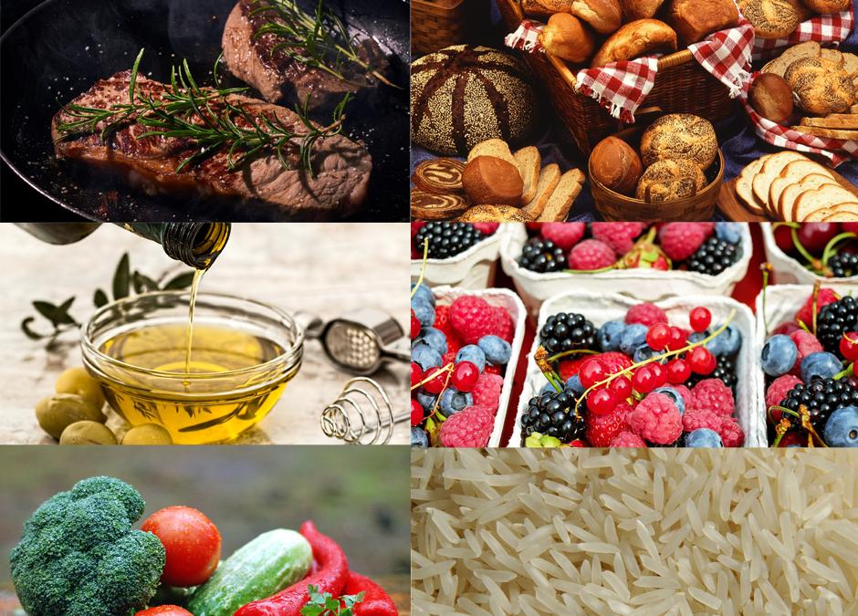 Základy výživy (I.): makroživiny a mikroživiny