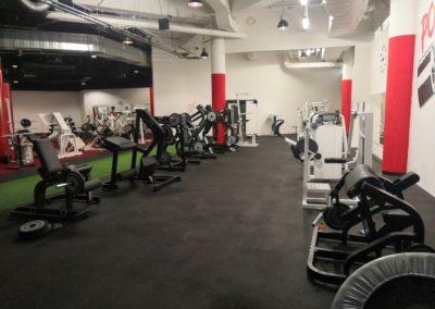 Power fitness - technogym